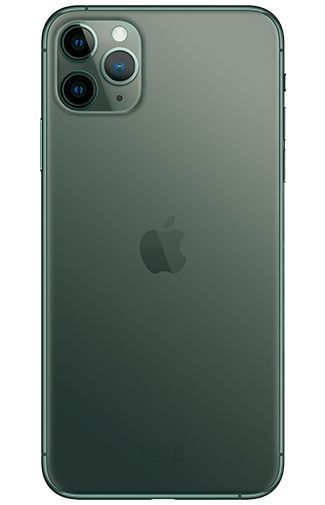 Productafbeelding van de Apple iPhone 11 Pro Max 512GB Green