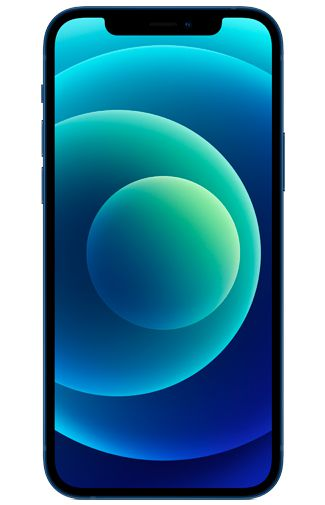 Apple iPhone 12 128GB Blauw