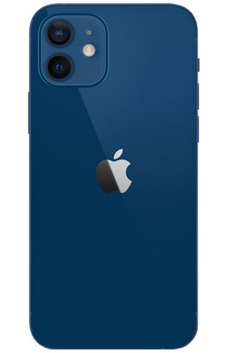 Productafbeelding van de Apple iPhone 12 128GB Blauw