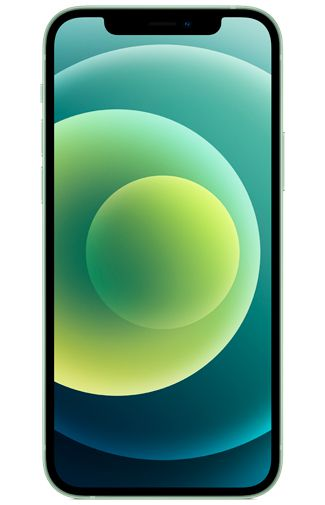 Productafbeelding van de Apple iPhone 12 64GB Groen