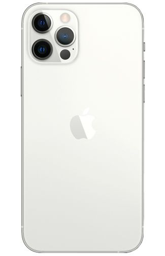 Product image of the Apple iPhone 12 Pro 512GB Silver