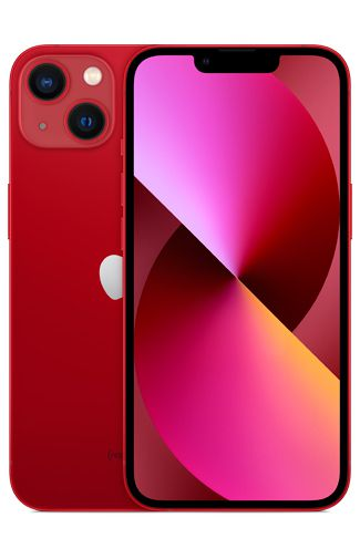 Product image of the Apple iPhone 13 512GB Red