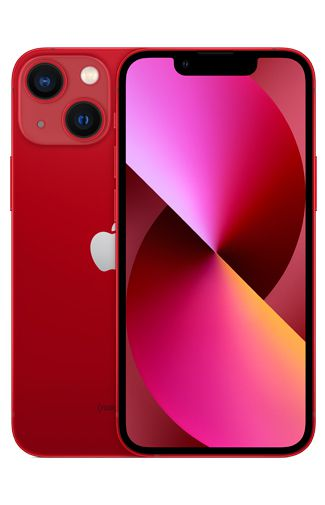 Product image of the Apple iPhone 13 Mini 128GB Red