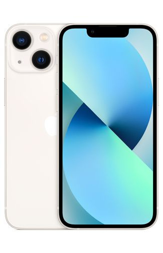 Product image of the Apple iPhone 13 Mini 128GB White