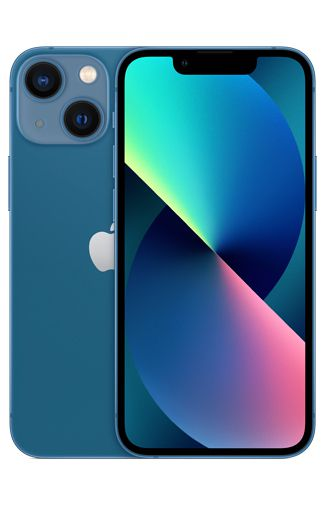 Product image of the Apple iPhone 13 Mini 256GB Blue
