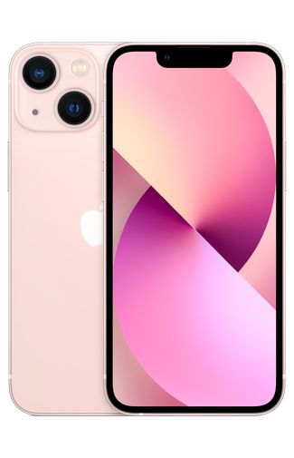 Product image of the Apple iPhone 13 Mini 256GB Pink