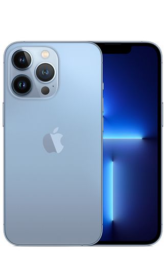 Product image of the Apple iPhone 13 Pro 128GB Blue