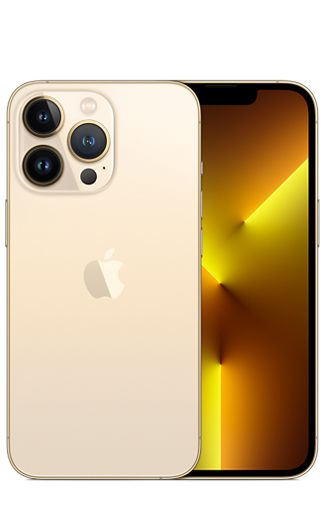 Product image of the Apple iPhone 13 Pro 128GB Gold