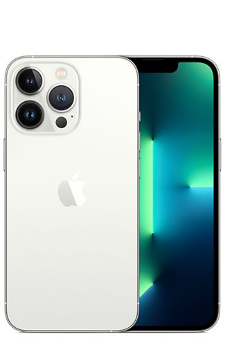 Product image of the Apple iPhone 13 Pro 128GB Silver