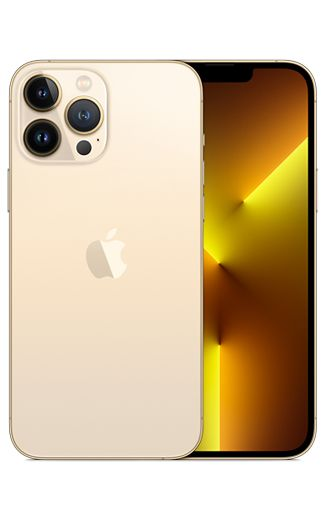 Product image of the Apple iPhone 13 Pro Max 128GB Gold