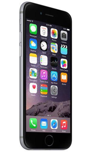 Productafbeelding van de Apple iPhone 6 128GB Black Refurbished