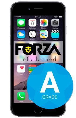 Productafbeelding van de Apple iPhone 6 32GB Black Refurbished