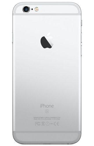 Productafbeelding van de Apple iPhone 6S 128GB Silver Refurbished