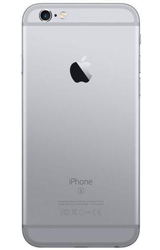 Productafbeelding van de Apple iPhone 6S 128GB Black Refurbished