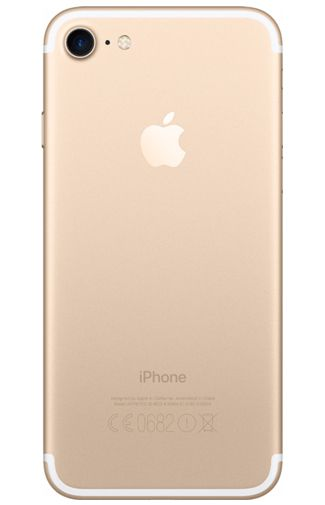 Produktimage des Apple iPhone 7 128GB Gold Zertifiziert Pre-Owned