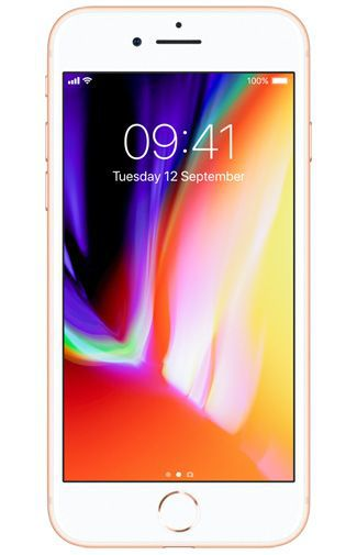 Productafbeelding van de Apple iPhone 8 128GB Gold