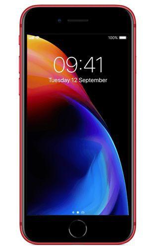 Productafbeelding van de Apple iPhone 8 256GB Red