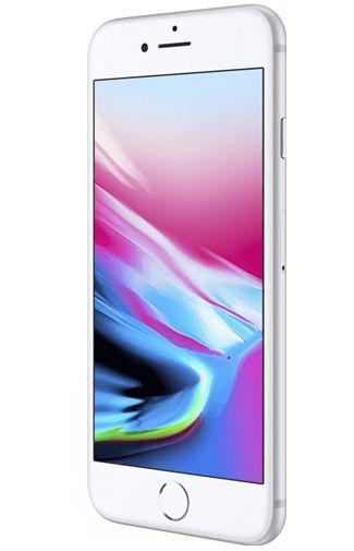 Productafbeelding van de Apple iPhone 8 256GB Zilver Refurbished