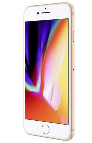Product image of the Apple iPhone 8 64GB Gold Refurbished