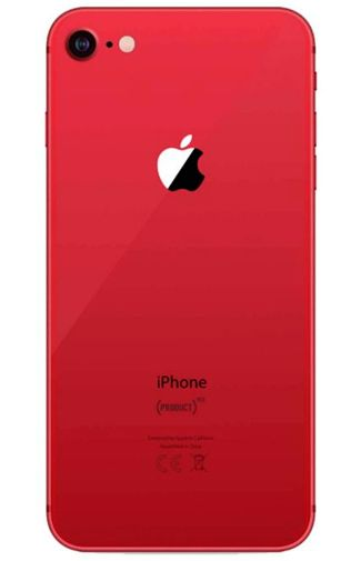 Product image of the Apple iPhone 8 64GB Red Refurbished
