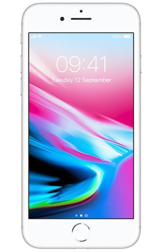 Product image of the Apple iPhone 8 64GB Silver Refurbished