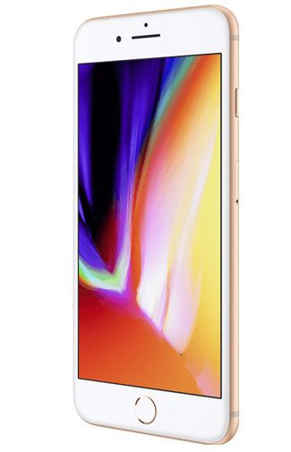 Product image of the Apple iPhone 8 Plus 64GB Gold