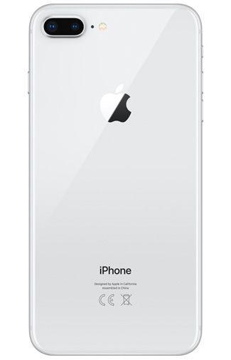 Productafbeelding van de Apple iPhone 8 Plus 64GB Zilver Refurbished