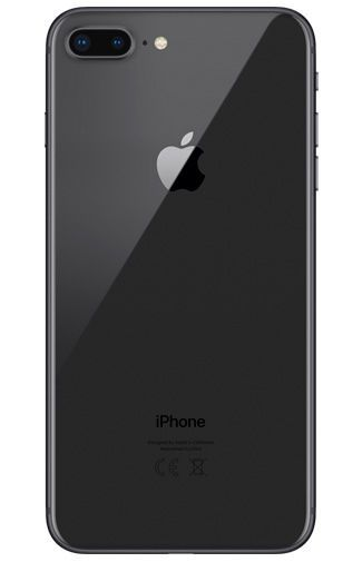 Productafbeelding van de Apple iPhone 8 Plus 64GB Black