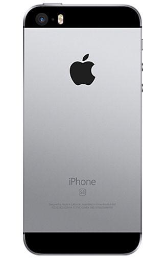 Productafbeelding van de Apple iPhone SE 2016 16GB Black Refurbished