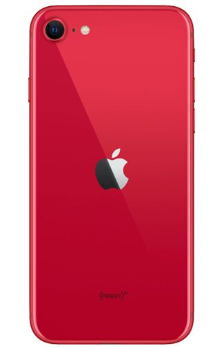 Product image of the Apple iPhone SE 2020 128GB Red Refurbished