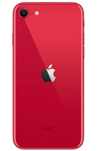 Productafbeelding van de Apple iPhone SE 2020 256GB Red