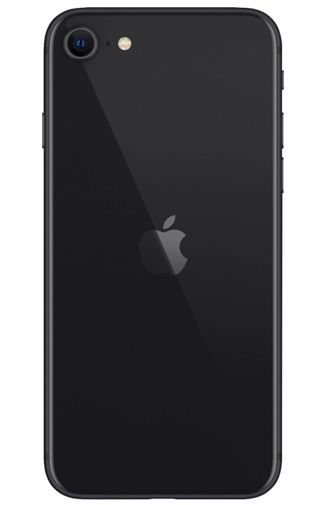 Productafbeelding van de Apple iPhone SE 2020 256GB Black