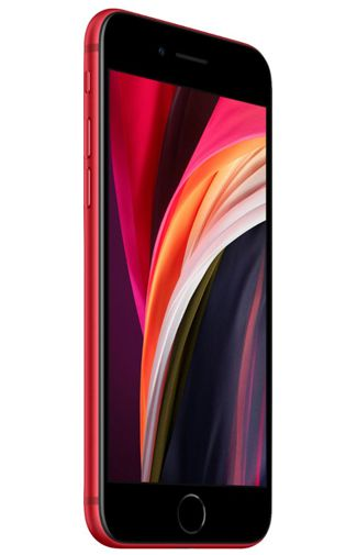 Productafbeelding van de Apple iPhone SE 2020 64GB Rood Refurbished