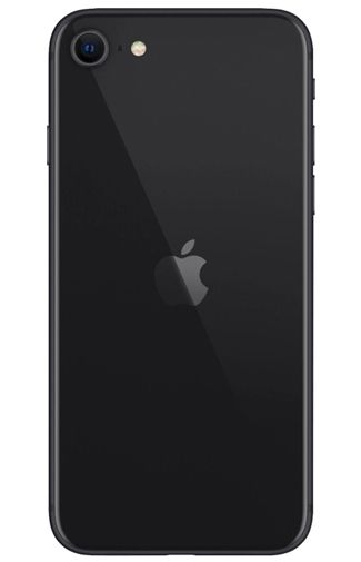 Productafbeelding van de Apple iPhone SE 2020 64GB Black Refurbished