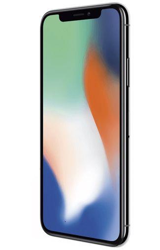 Produktimage des Apple iPhone X 64GB Silber Refurbished