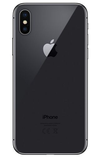 Product image of the Apple iPhone X 64GB Black Refurbished