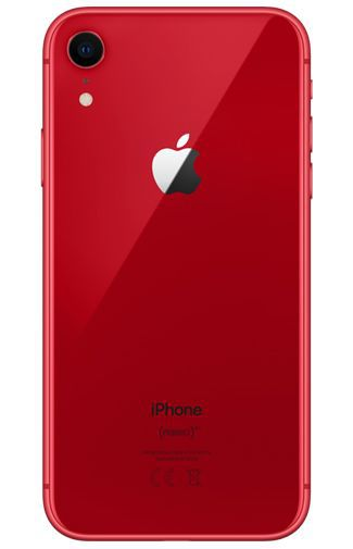 Productafbeelding van de Apple iPhone XR 128GB Red