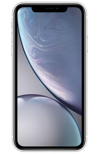 Productafbeelding van de Apple iPhone XR 128GB White