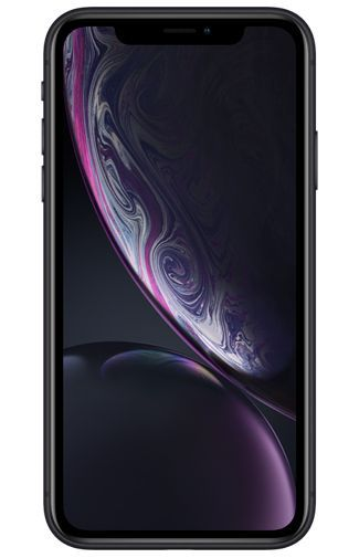 Productafbeelding van de Apple iPhone XR 128GB Black