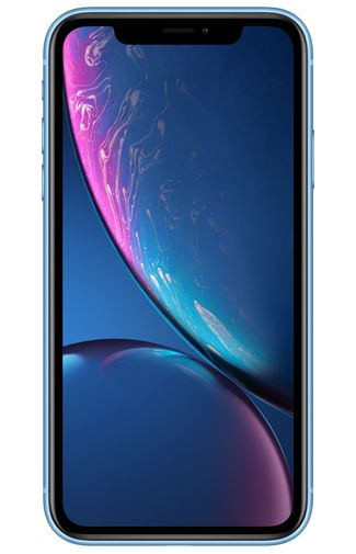 Productafbeelding van de Apple iPhone XR 64GB Blauw Refurbished