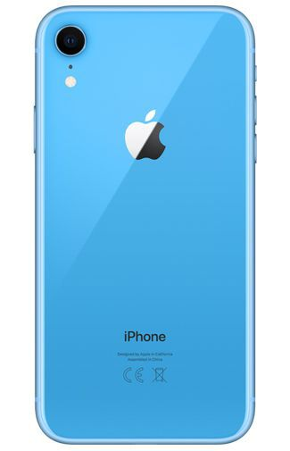 Productafbeelding van de Apple iPhone XR 64GB Blue