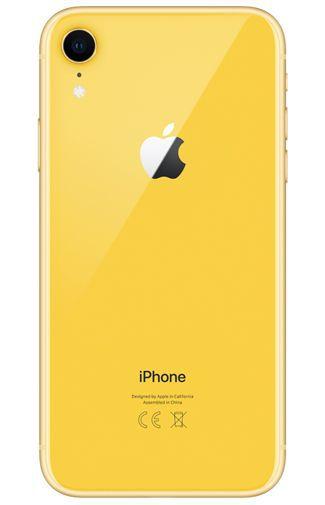 Productafbeelding van de Apple iPhone XR 64GB Yellow