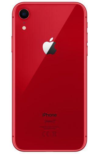 Productafbeelding van de Apple iPhone XR 64GB Red