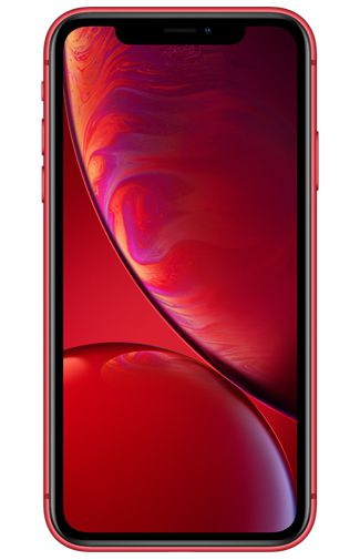 Productafbeelding van de Apple iPhone XR 64GB Rood Refurbished