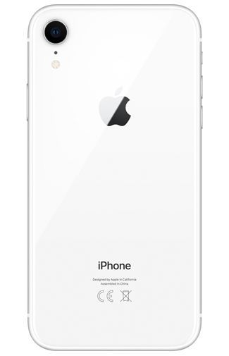Product image of the Apple iPhone XR 64GB White