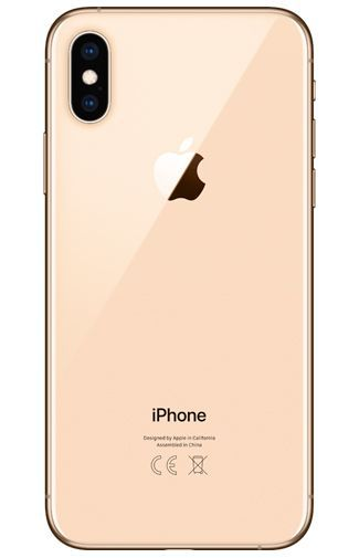 Productafbeelding van de Apple iPhone XS 64GB Gold