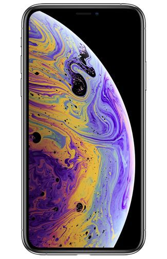 Productafbeelding van de Apple iPhone XS 64GB Zilver Refurbished