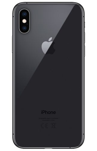 Product image of the Apple iPhone XS 64GB Black Refurbished