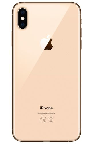 Produktimage des Apple iPhone XS Max 256GB Gold