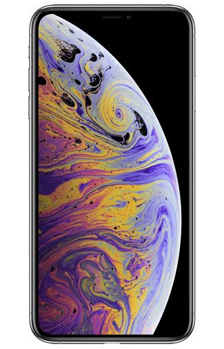 Productafbeelding van de Apple iPhone XS Max 256GB Silver